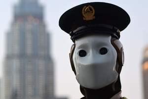 Первый робот-полицейский вышел на службу в ОАЭ