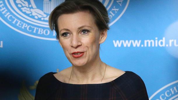 Захарова считает травлей и«информационным трэшем» нападки наКисляка вСША