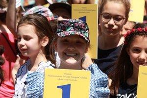 Юные одесситы установили новый национальный рекорд