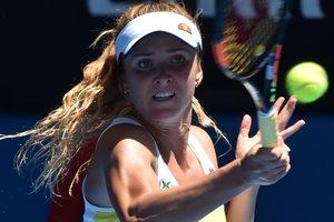 Свитолина выиграла первый матч в миксте на Ролан Гаррос