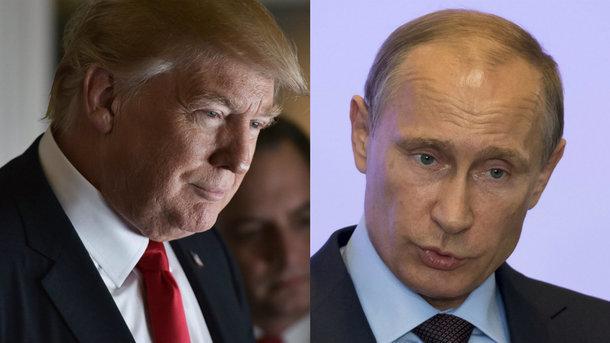 Путин обизбирательной команде Трампа: время отвремени думал, перебирает мужчина