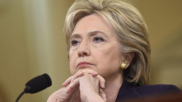 Хиллари Клинтон. Фото: AFP