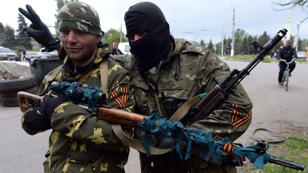 Украинская армия имеет преимущество вчисленности против боевиков,— ИС