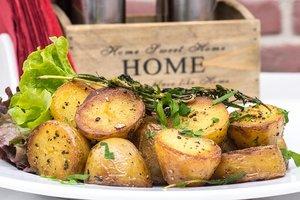 Чем полезен картофель: клетчатка, калий и витамин B6