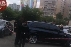 В Киеве опять перестрелка