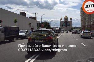 """""""Герой парковки"""" разозлил киевлян"""