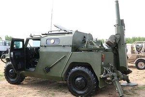 Российские войска получат роботов-минометов