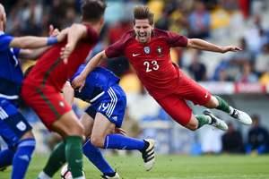 Сборная Португалии без Криштиану Роналду разгромила Кипр