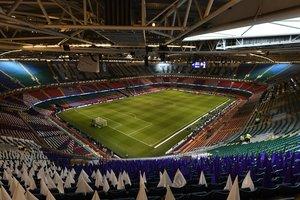 """В Кардиффе закрыли крышу стадиона перед матчем """"Ювентус"""" - """"Реал"""""""