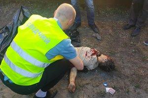 В Киеве трамвай насмерть задавил женщину