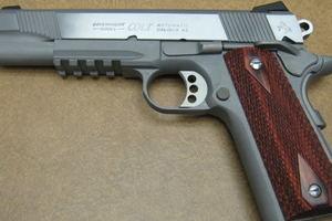 У пассажира теплохода в Одессе нашли оружие