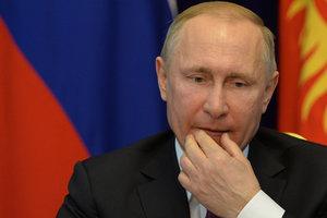 Путин о НАТО: там нет союзников, есть только вассалы