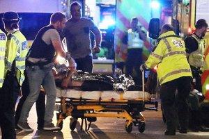 Три атаки в Лондоне: новые подробности