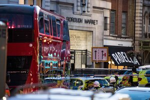 Теракт в Лондоне: все подробности