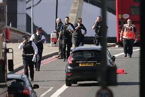 Ужасный теракт в центре Лондона: все подробности