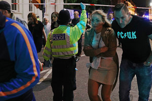 Жуткий теракт в центре Лондона: количество жертв растет