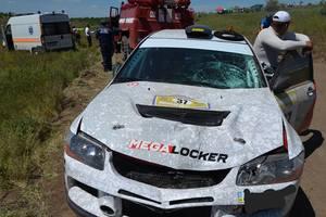 В Николаевской области произошла трагедия на Чемпионате Украины по автоспорту