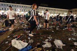 Давка на Лиге чемпионов: количество пострадавших превысило 1 500 человек