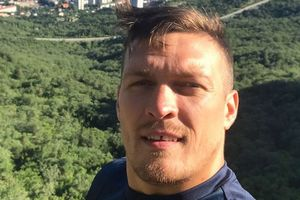 Александр Усик кайфует в Крыму