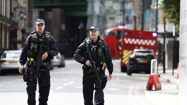 ИГвзяло насебя ответственность затеракты встолице Англии
