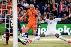 Сборная Голландии разгромила Кот-д