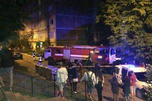 В Вышгороде в жилом доме прогмел мощный взрыв