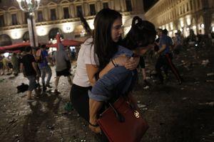 Стала известна причина грандиозной давки фанатов в Турине