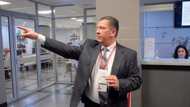 Министр социальной политики Украины Андрей Рева. Фото: slovoidilo.ua