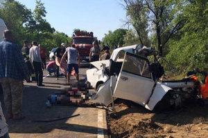 Жуткое ДТП в Одесской области: погибли четыре человека