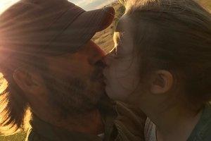 Виктория и Дэвид Бекхэм с детьми путешествуют по Африке