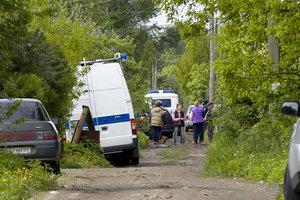 Бойня в России: электрик, расстрелявший дачников, арестован