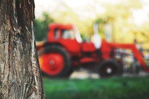 В Британии собака задавила на тракторе фермера-миллионера