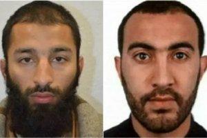 Теракт в Лондоне: полиция обнародовала данные нападавших