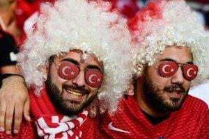 Сборная Турции сыграла вничью с македонцами