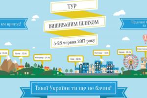 Самый длинный туристический маршрут Украине стартовал из Ужгорода