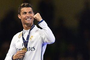 Стало известно почему Роналду постригся после финала Лиги чемпионов