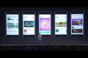 Apple начала презентацию новинок