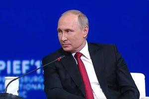 Путин поднял вопрос об убийстве Кеннеди