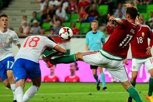 Сборная России обыграла Венгрию в товарищеском матче