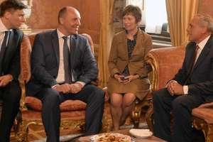 Парубий призвал председателя Сената Италии усилить санкции против России