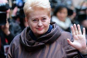 Президент Литвы назвала угрозой существование России и Беларуси