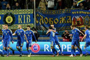 Онлайн: товарищеский матч Украина - Мальта - 0:1