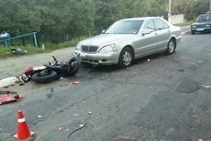Мотоциклист разбился в жуткой аварии в Винницкой области