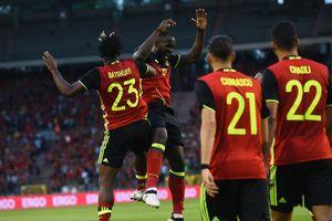 Игроки сборной Бельгии получат по 600 тысяч евро за победу на ЧМ-2018