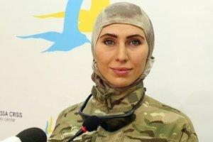 Аваков рассказал, откуда у Окуевой оружие, из которого она стреляла в нападавшего