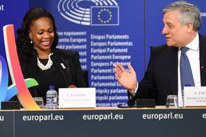 Европарламент поддержал Париж в борьбе за Олимпиаду-2024