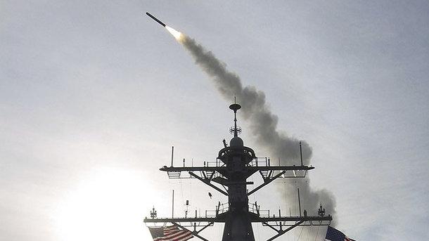 США нанесли удар попозициям ИГИЛ вСирии