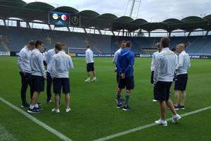 Обзор матча Украина - Мальта - 0:1
