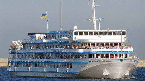 Украинский теплоход «Генерал Ватутин» вместо Одессы взял курс нароссийский Ростов-на-Дону