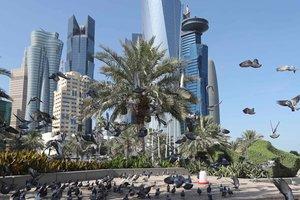 Катар предложил арабским странам наладить дипотношения за столом переговоров